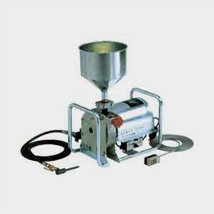 TS-002,ミニポンプ,モルタルポンプ,グラウドポンプ,グラウトポンプ,セメントミルク